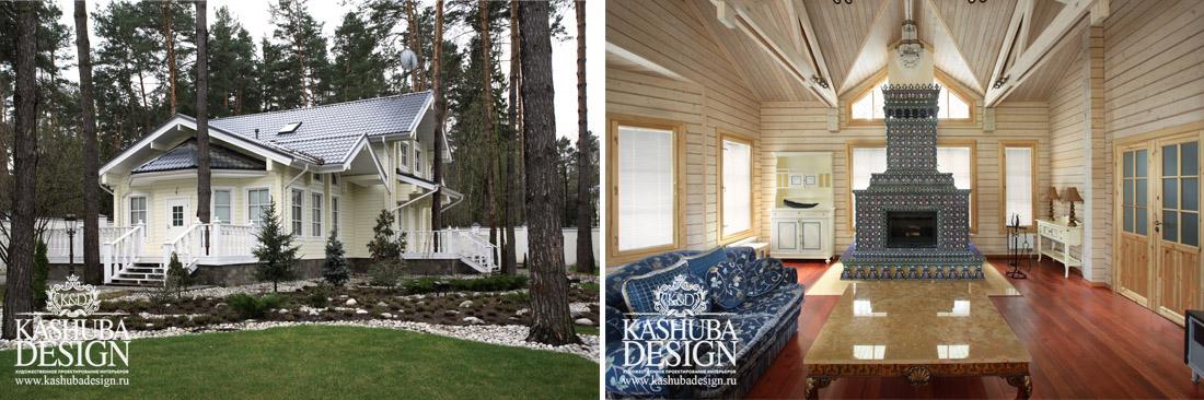 Работы Kashuba Design